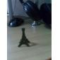 Ретро башня металлический наконечник дизайн зажим (случайный цвет)