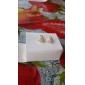Women's Sweety Alloy Heart Pattern Earrings(Assorted Colors)