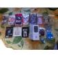 3-em-um Nano SIM para Micro e padrão Adaptador para Cartão Sim para iPhone 4/4S/5/5S/5C e Outros (cores sortidas)