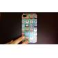 Жесткий чехол для iPhone 4/4S с ярким принтом