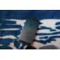 пузыри градиент цвета прозрачная задняя крышка для iPhone 5/5 секунд (ассорти цветов)