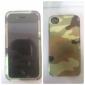 Case para iPhone 4 e 4S - Camuflado