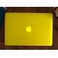 pc coosbo® mate cas de couverture rigide pour 13/15 pouces apple mac macbook pro avec écran rétine