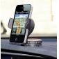 Fixation Support pour Téléphone Automatique Rotation 360° Plastique for Téléphone portable