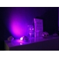 Mini Full Color LED Mood Light with Touchscreen Scroll Bar (White)