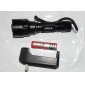 C8 5-Mode Cree XR-E Q5 LED Flashlight (1x18650, Black)