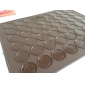 DIY Baking Big Size 48 Holes Silicone Macaroon Cookies Mat