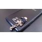 3.5mm Leuke Sapphire Patroon van de Uil Anti-stof Oortelefooningang