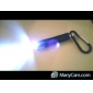 УФ детектор, лазерный брелок, светодиодные брелок - черный