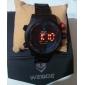 WEIDE® Men's Watch Sports Analog-Digital LED Water Resistant Multi-Function