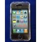 Carcasa de Protección de Cristal para el iPhone 4