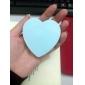 forma de corazón multicolor nota adhesiva (100 páginas)