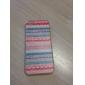아이폰 5C에 대한 절묘한 다채로운 줄무늬 본 PC 하드 케이스