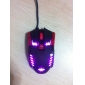 RAJFOO Custom Masterpiece 3000DPI USB Interface And More High-end Professional Gaming Mouse Button Domineering