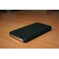 Ultra Thin Rubber Matte Hard Case Cover for iPhone 4 and 4S (Black)