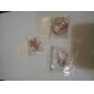 Bijoux-Colliers décoratifs / Boucles d'oreille / Anneaux(Alliage)Soirée / Quotidien Cadeaux de mariage