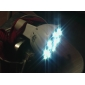 7W Lâmpadas de Foco de LED MR16 15 SMD 5630 570 lm Branco Frio DC 12 V