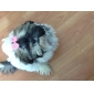 Cute Pure Color Lace Pet Hairpin for Dogs (Random Colors)