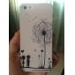 Футляр Одуванчик и Любители Pattern ПК для iPhone 5/5S