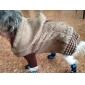 Лошадиная толстовка с рукавами для собак (XS-XL, разные цвета)