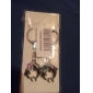 Stainless Lovers keychains (Dolphins/ 2-Piece Set)