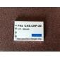 Vidéo Numérique Batterie Remplacement Casio NP-20 pour CASIO EX-S1 et plus (3.7v, 680 mAh)