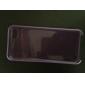 Coque de protection flexible ultra slim effet glace en silicone pour iPhone 5C (couleur au choix)