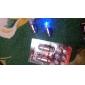 Süper Parlak Mavi Yanıp Sönen LED Tekerlek Işığı (2-Adet)