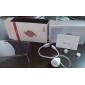 Headphone Bluetooth In Ear Canal  Wireless Mini Handsfree  Sport Headset Earring Design for Phones