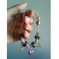 фиолетовый бисер браслет для женщин европейский стиль ручной работы из бисера браслеты