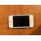 maylilandtm TPU cadre gommage arrière de l'ordinateur de cas de couverture pour iPhone 4 / 4S (couleurs assorties)