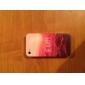 ser feliz caso design suave para iPhone 4 / 4S