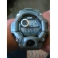 Men's Watch Military Sports Multi-Function LCD Water  And Shock Resistant