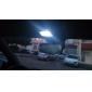 t10 1w 5x5050smd luz branca levou lâmpada para carro canbus instrumento / lado da lâmpada marcador (12v, 1-par)