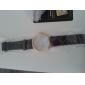 Women's Watch World Map Pattern PU Band Strap Watch Cool Watches Unique Watches Fashion Wrist Watch Strap Watch