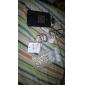 Diamond Anti-Dust Earphone Jack for iPhone 8 7 Samsung Galaxy S8 S7 & Samsung (Random Color)