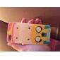мультфильм свинья замки шаблон жесткий футляр для iPhone 5 / 5S