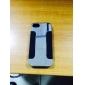 Для Кейс для iPhone 5 Защита от удара / Матовое Кейс для Задняя крышка Кейс для Армированный Твердый PC iPhone SE/5s/5