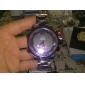 WEIDE® Men's Watch Sports Analog-Digital LED Water Resistant Multi-Function Wrist Watch Cool Watch Unique Watch Fashion Watch