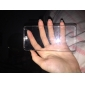 Pour Coque iPhone 6 / Coques iPhone 6 Plus Transparente Coque Coque Arrière Coque Couleur Pleine Dur SiliconeiPhone 6s Plus/6 Plus /
