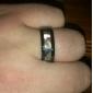 Anéis Grossos Original Moda Cerâmica Conchas Jóias Jóias Para Casamento Festa Diário Casual Esportes 1peça