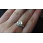 Свадебный стиль Мода Серебряное кольцо (Случайно Размер)