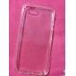 VORMOR® Scratch-resistant Crystal TPU Frame Transparent PC Cover Case for iPhone 5/5S
