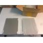 아이 패드 에어 / 아이 패드 5 natusun ™ 이동식 멀티 배 PU 가죽 스마트 커버 얇은 반투명 하드 플라스틱 쉘