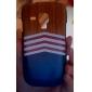 Para Samsung Galaxy Capinhas Estampada Capinha Capa Traseira Capinha Madeira PC Samsung S3 Mini