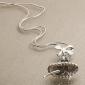 Мода Девочка балета сплава ожерелье (1 шт)