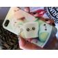 iphone 7 плюс мило зефир шаблон ПК жесткий чехол для iphone 5 / 5s