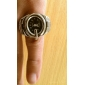 Mulheres Relógio de Moda Japanês Quartzo Banda Vintage Prata Branco Preto Roxo
