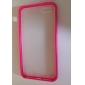 Scrub Back TPU Bumper Case for iPhone 5/5S (Assorted Colors)