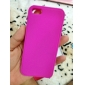 For iPhone 5 Case Shockproof Case Back Cover Case Solid Color Soft Silicone iPhone SE/5s/5